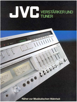 JVC Amplifiers and Tuners