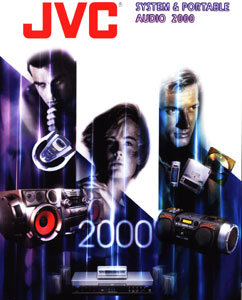 JVC Systems and Portable Audio 2000