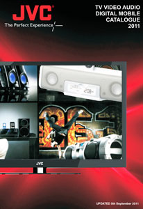 JVC TV Video Audio 2011