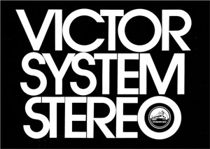 JVC Victor System Stereo