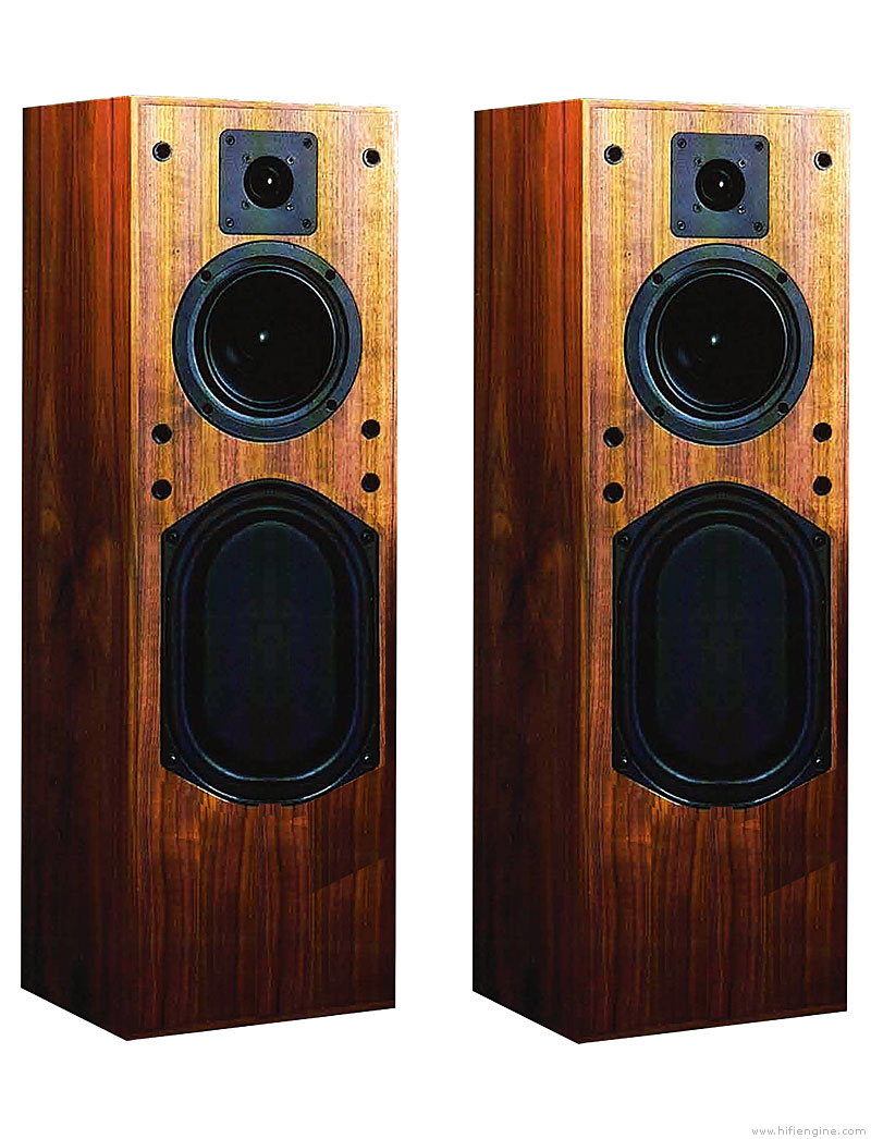 Kef C80 Manual Three Way Floor Standing Loudspeaker