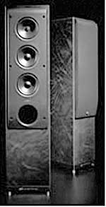 KEF Reference Model Four