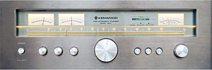 Kenwood Model 650T