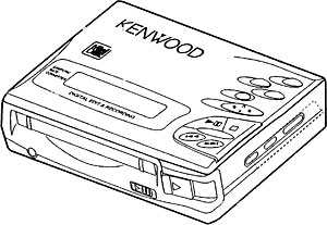 Kenwood DMC-G7R