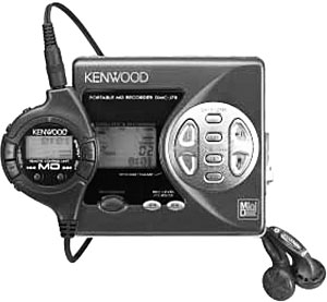 Kenwood DMC-J7R