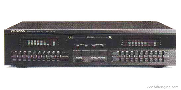 Kenwood Ge-820 - Manual - Stereo Graphic Equalizer