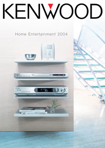 Kenwood Home Entertainment 2004