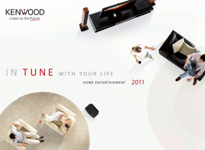 Kenwood Home Entertainment 2011