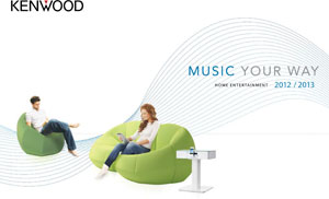 Kenwood Home Entertainment 2012-2013