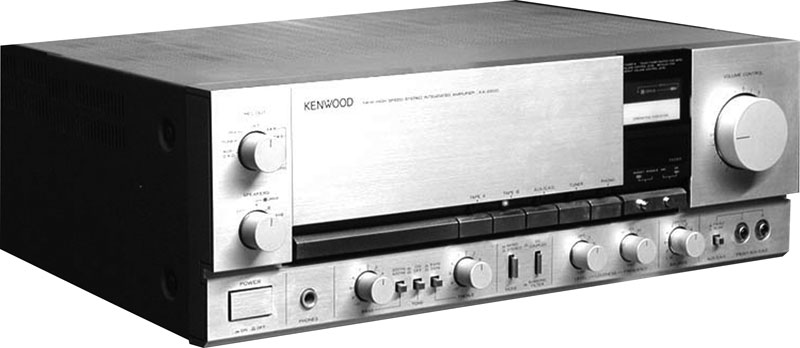 Kenwood Ka-2200 - Manual