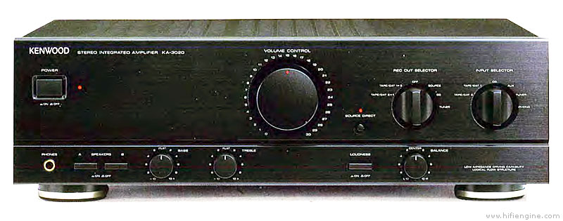 Kenwood Ka-3020 - Manual