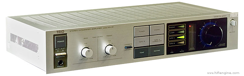 Kenwood Ka-31 - Manual