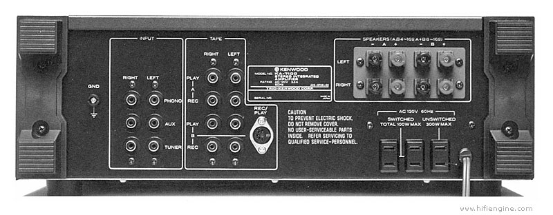 Kenwood Ka-7100 - Manual