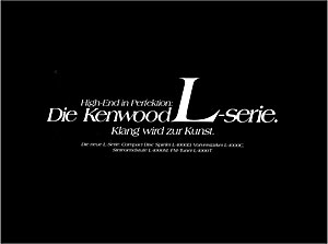 Kenwood L Series