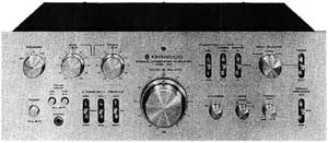 Kenwood Model 500