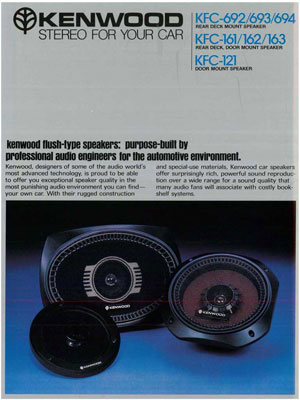 Kenwood Stereo For Your Car