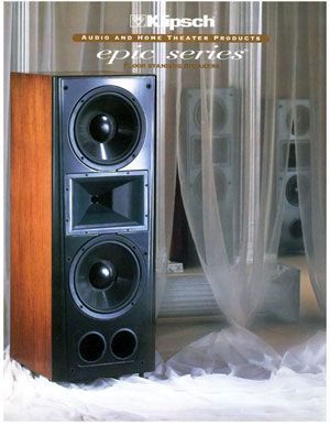 Klipsch Epic Series