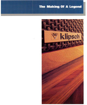 Klipsch The Making of a Legend