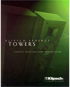 Klipsch Synergy Towers Series