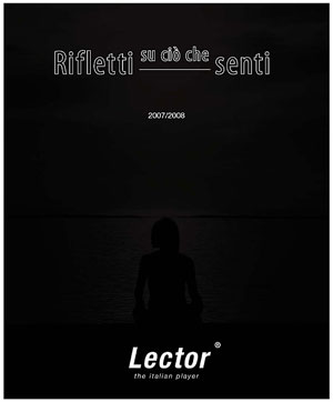 Lector Reflect On What You Hear