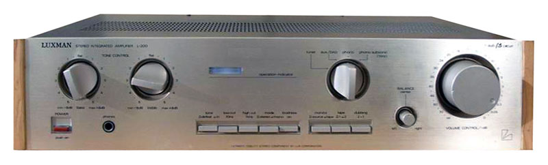 luxman l 200 manual duo beta stereo integrated What Size Wire for 200 Amp Panel