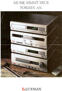 Luxman Products 1990