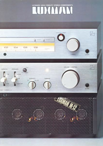 Luxman Ultimate High Fidelity Stereo Components 1979