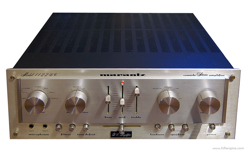 marantz 1122dc manual stereo console amplifier hifi engine rh hifiengine com