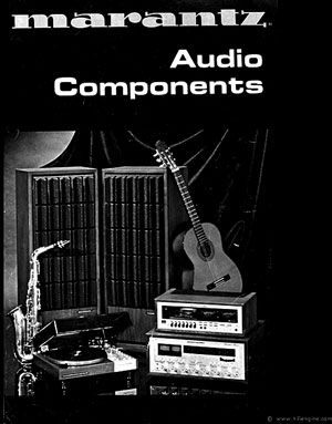 Marantz Audio Components