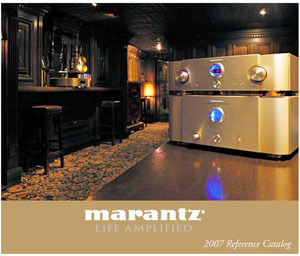 Marantz Life Amplified