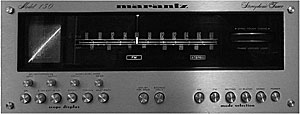Marantz 2440 am. fm. owners manual
