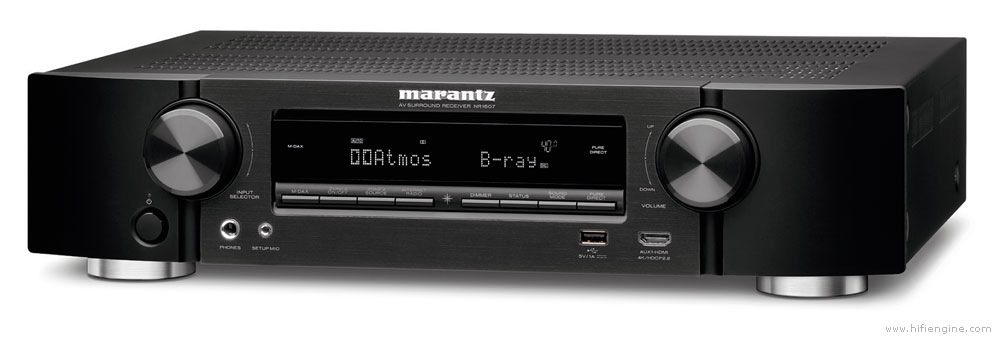 Marantz NR1607 - Manual - Network AV Receiver - HiFi Engine
