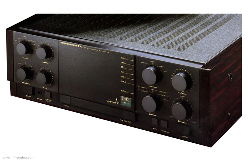 marantz pm 55 service manual