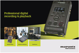 Marantz Professional Digital