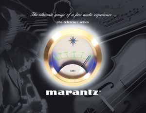 Marantz Reference Series 2009