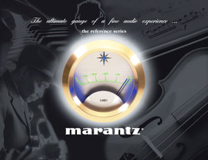 Marantz Reference Series 2010