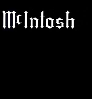 McIntosh Products