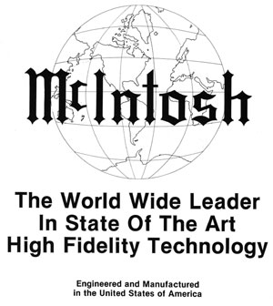 McIntosh State of The Art