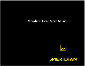 Meridian Hear More Music