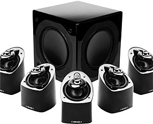 Mirage MX Home Theater