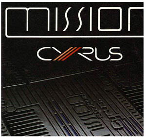 Cyrus Audio Products