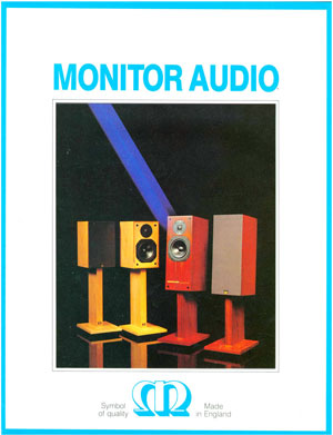 Monitor Audio Products
