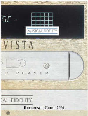 Musical Fidelity Reference Guide