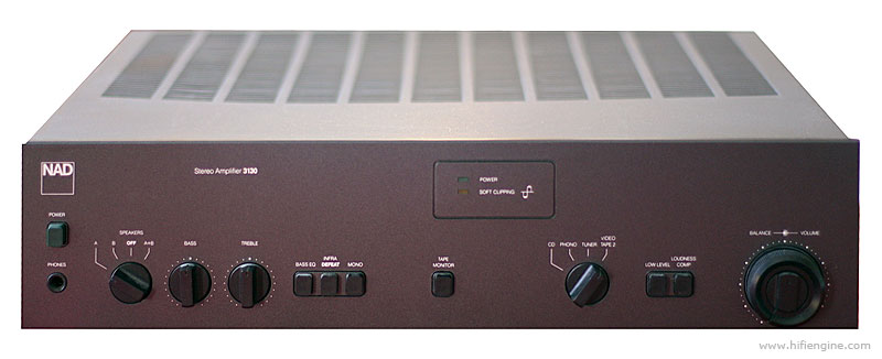 Nad 3130 - Manual - Stereo Integrated Amplifier