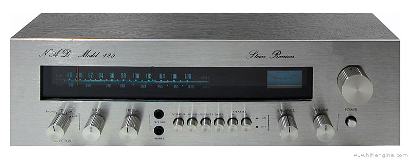 nad 120 manual am fm stereo receiver hifi engine rh hifiengine com Outlaw Audio Outlaw Audio