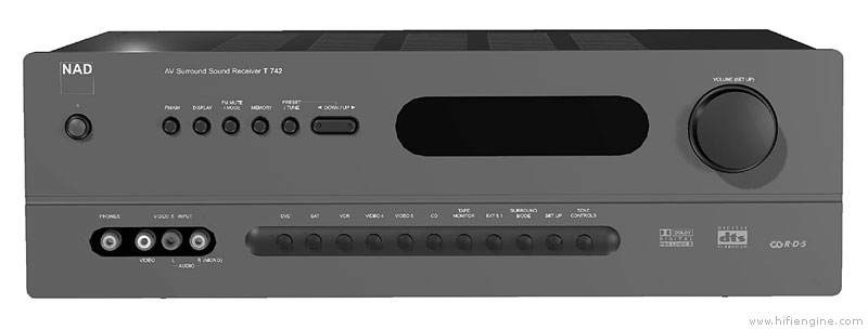 nad t742 manual surround sound receiver hifi engine pioneer receiver manual download pioneer receiver manuals diagram
