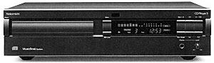 Nakamichi CD Player 3