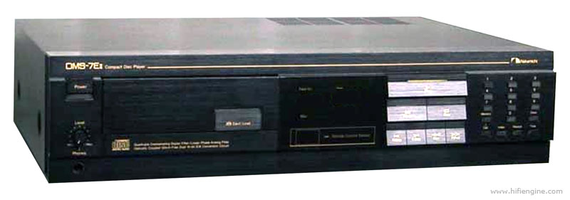nakamichi oms 7 manual stereo compact disc player hifi engine. Black Bedroom Furniture Sets. Home Design Ideas