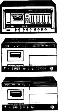 Nakamichi Price List