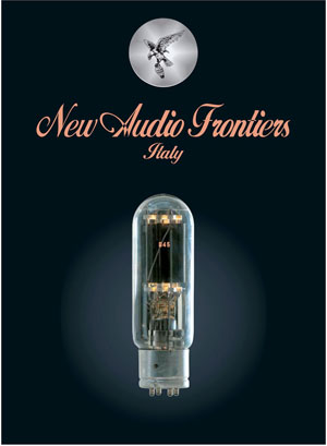 New Audio Frontiers Products
